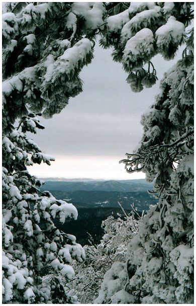 "photo ""***"" tags: landscape, mountains, winter"