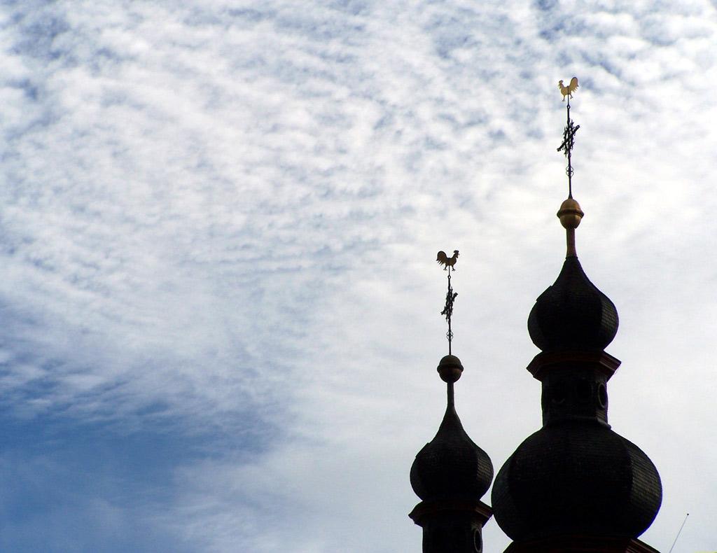 """фото """"Золотые петушки/не Москва"""" метки: архитектура, путешествия, пейзаж, Европа"""