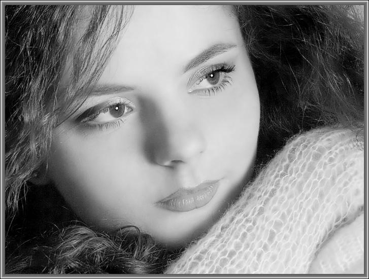 """фото """"В мечтах О..."""" метки: портрет, женщина"""