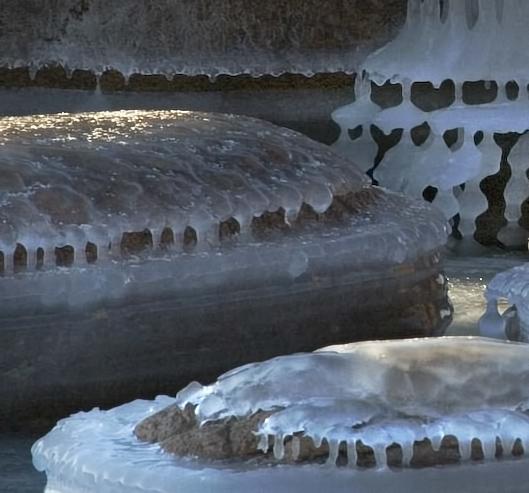 "фото ""-- levels --"" метки: пейзаж, природа, зима"