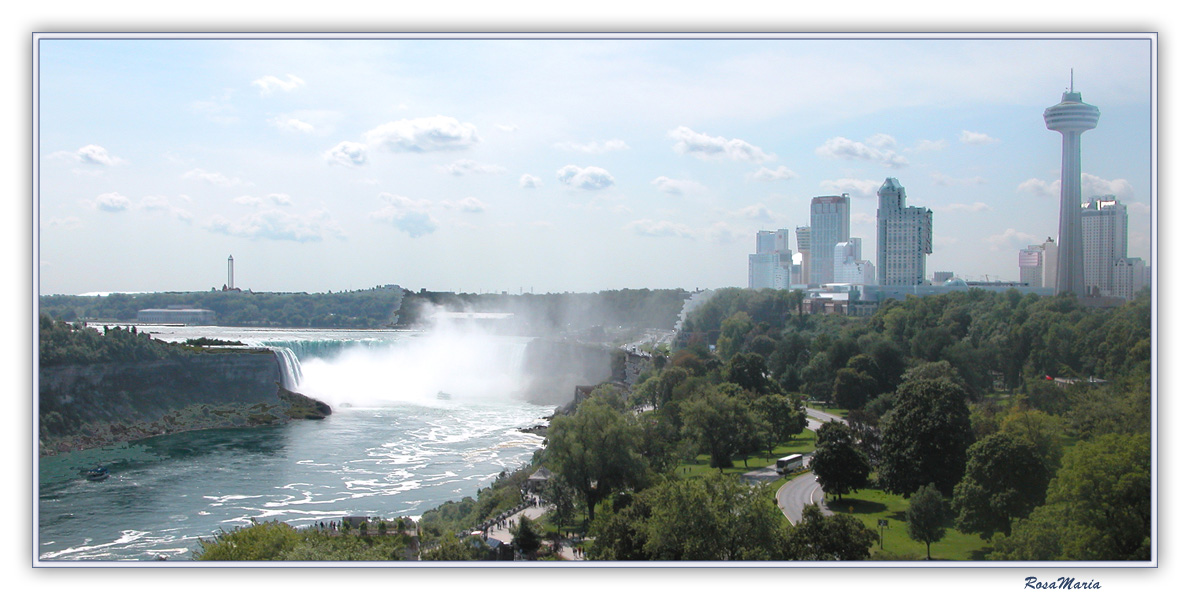"photo ""Niagara Steam"" tags: landscape, travel, North America, water"
