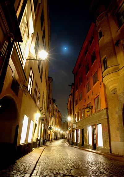 "фото ""Old Town Stockholm"" метки: архитектура, пейзаж,"