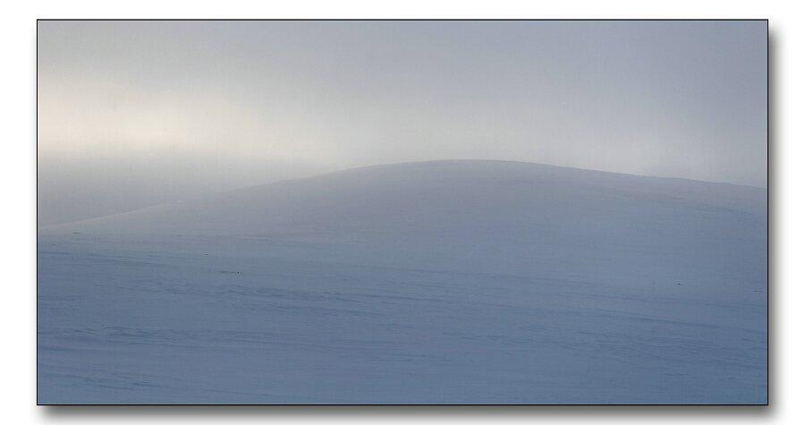 """фото """"Soft"""" метки: пейзаж, горы, зима"""