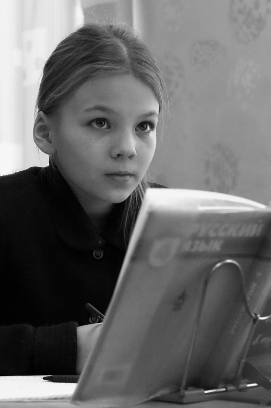 """фото """"Отличница"""" метки: портрет, дети"""
