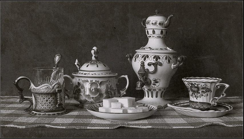 """фото """"Чай для него и для неё"""" метки: натюрморт,"""