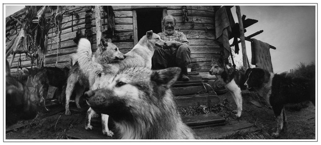 """фото """"Гаврила"""" метки: портрет, природа, домашние животные, мужчина"""