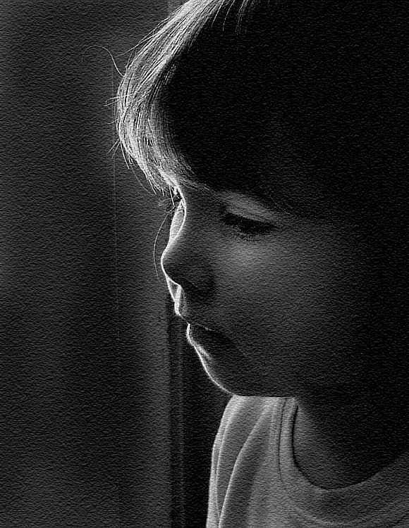 "photo ""Rey of Light"" tags: portrait, children"