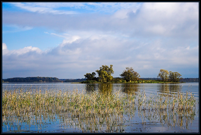 "photo ""From the Volga's shore"" tags: landscape, autumn, water"