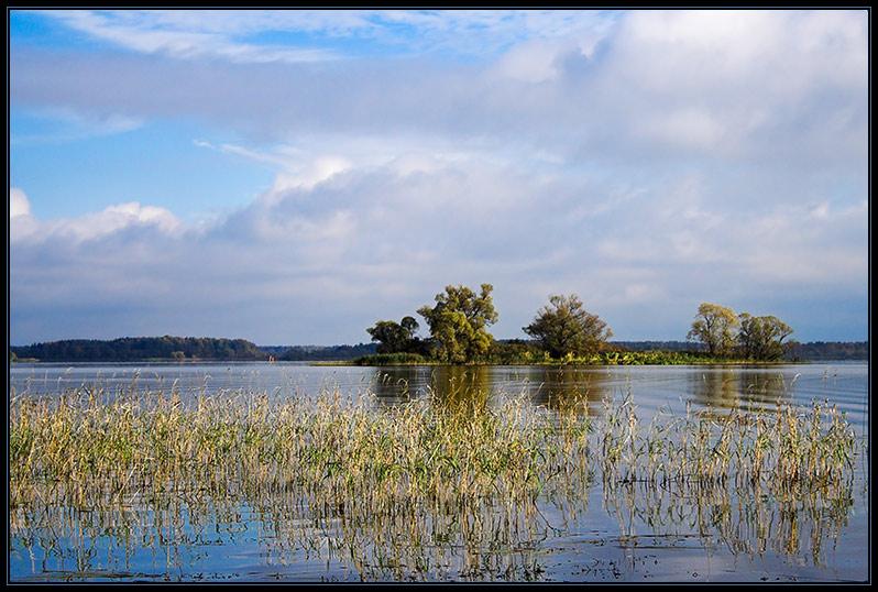 """фото """"С берега Волги"""" метки: пейзаж, вода, осень"""