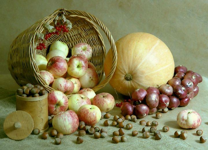 "photo ""Autumn gifts"" tags: still life,"