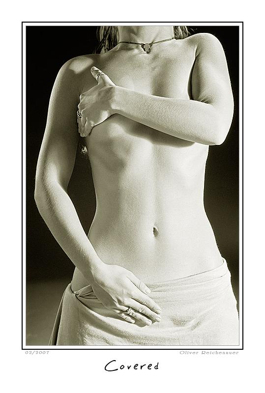 """фото """"Covered"""" метки: ню, портрет, женщина"""