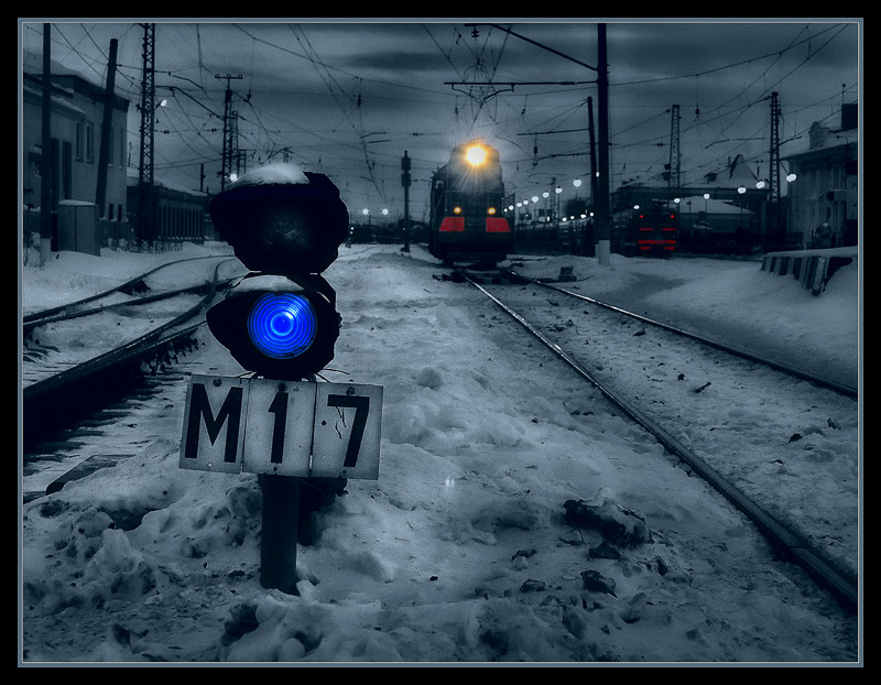 "photo ""M17. Part 2"" tags: landscape, technics,"