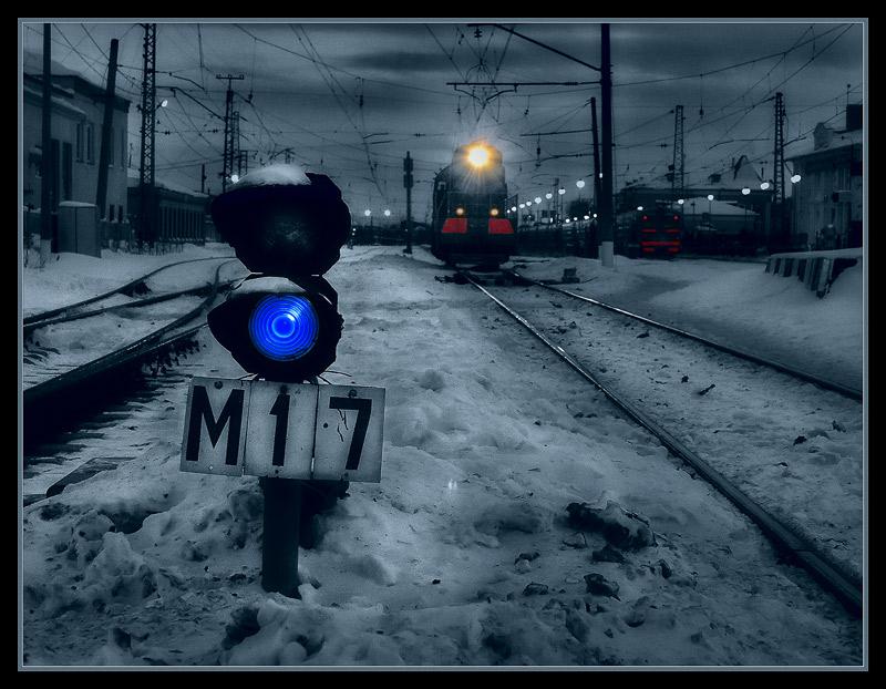 """фото """"М17. Часть 2"""" метки: пейзаж, техника,"""