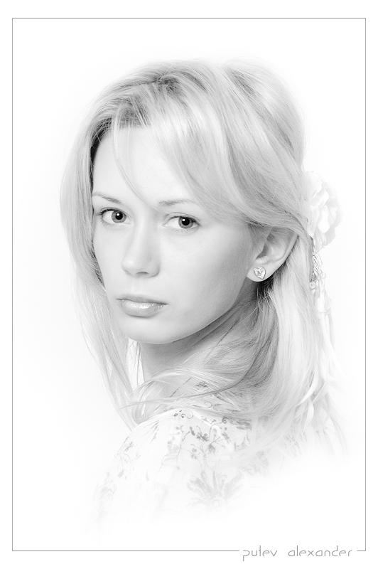 "фото ""Александра..."" метки: портрет, женщина"