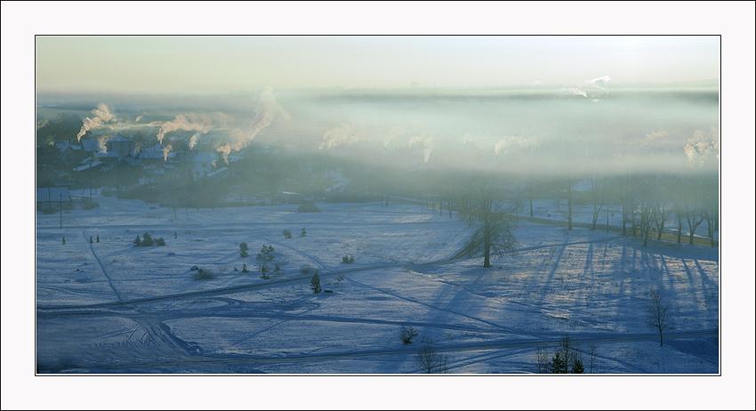 """фото """"-33"""" метки: пейзаж, зима"""