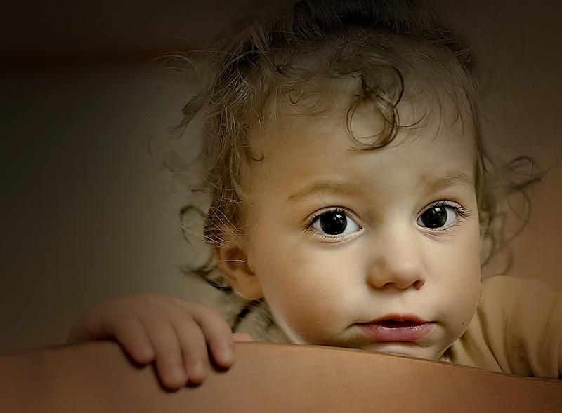 """фото """"Здравствуй, мама, я проснулась..."""" метки: портрет, дети"""