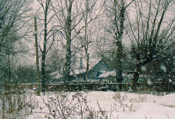 """фото """"Бутовская сказка."""" метки: пейзаж, зима"""
