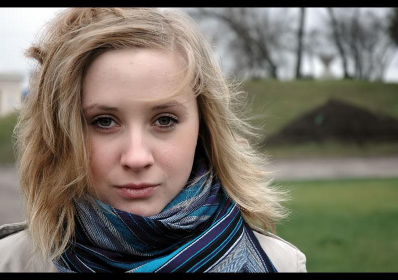 "фото ""Девушка-Зима"" метки: портрет, женщина"