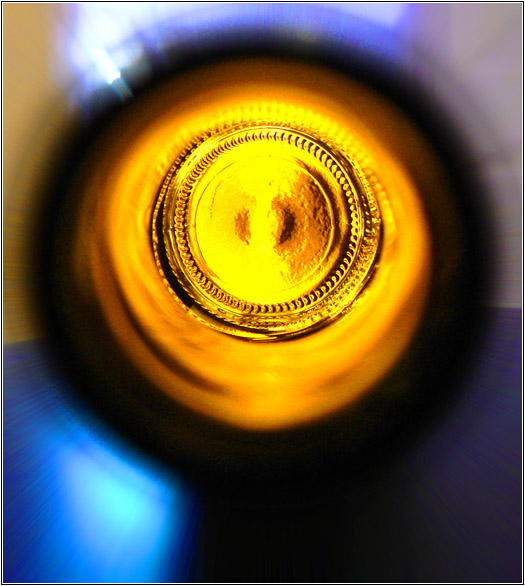"photo ""Beer Cave"" tags: abstract, macro and close-up,"