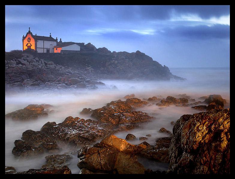 """фото """"Near the sea..."""" метки: пейзаж, ночь"""