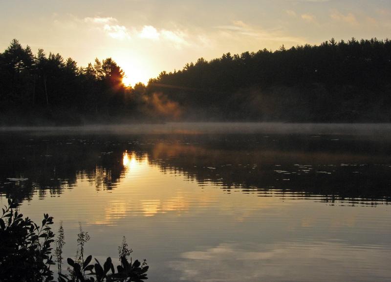 """фото """"Sanrise"""" метки: пейзаж, путешествия, Северная Америка, закат"""