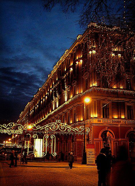 "фото ""ночной Санкт-Петербург  5."" метки: архитектура, пейзаж,"