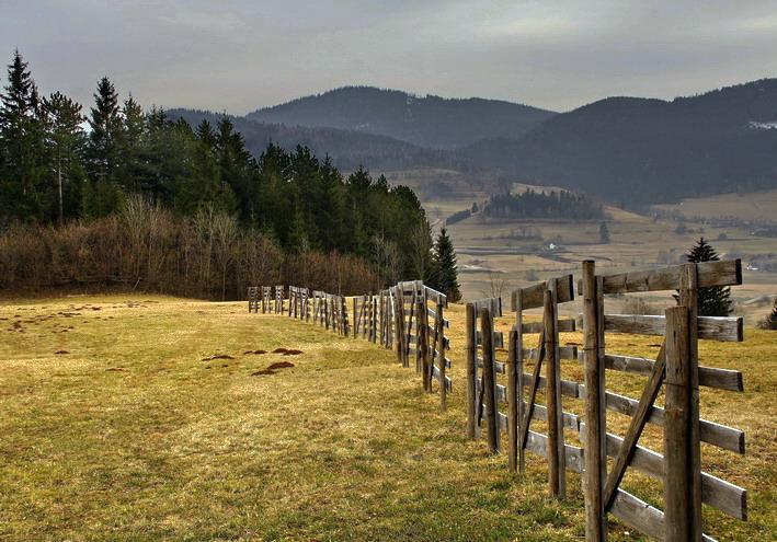 """фото """"Альпийская зима"""" метки: пейзаж, горы, зима"""