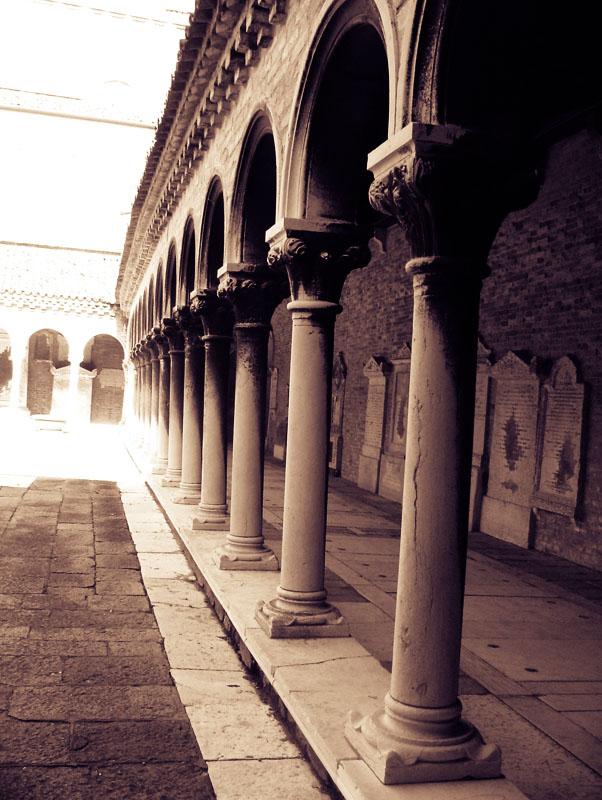"фото ""Venize. San Mikele"" метки: путешествия, Европа"