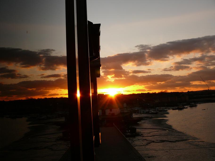 "photo ""Sunset ...."" tags: landscape, sunset"