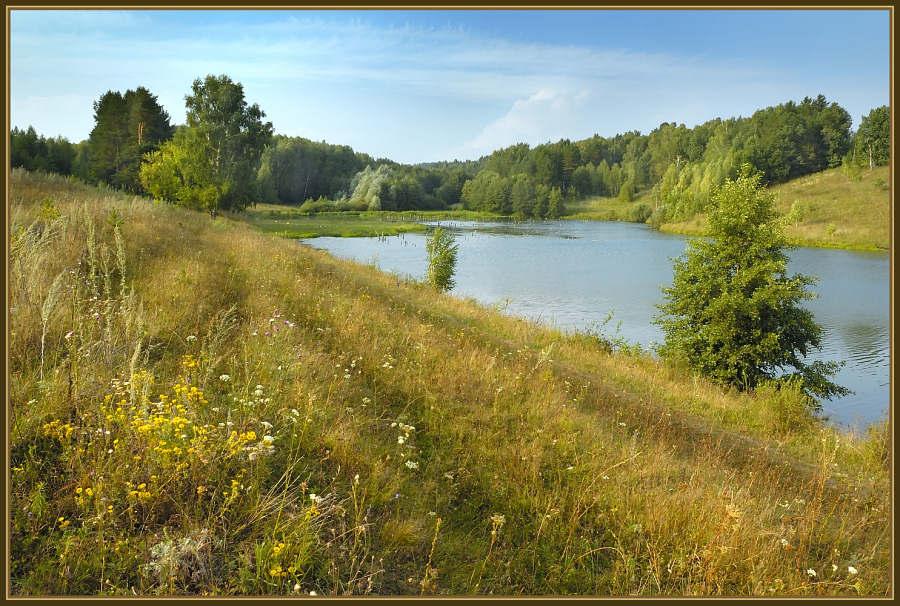 "фото ""***"" метки: пейзаж, вода, лето"