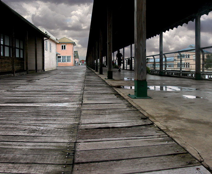 "photo ""outworn path.."" tags: architecture, landscape, clouds"
