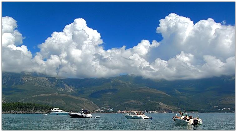 """фото """"Про море горы и кораблики..."""" метки: пейзаж, путешествия,"""