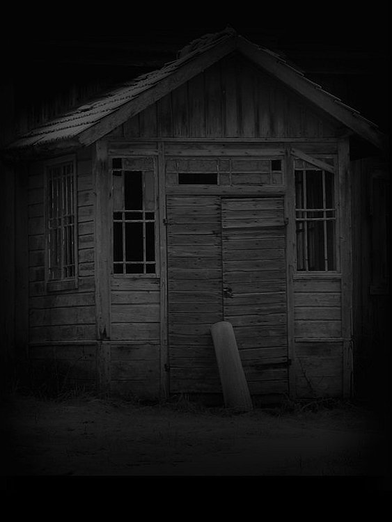 "фото ""'Haunted'"" метки: архитектура, пейзаж, ночь"