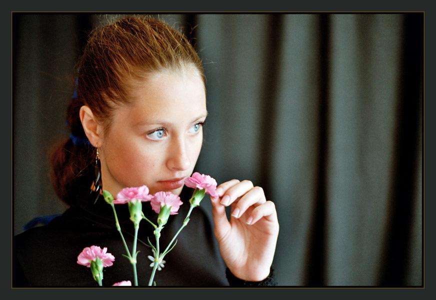 "фото ""скоро..."" метки: портрет, женщина"