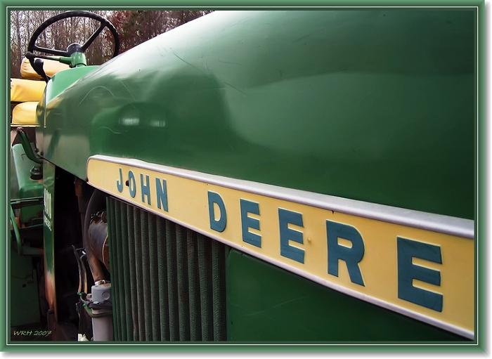 """фото """"John Deere Tractor"""" метки: техника, разное,"""