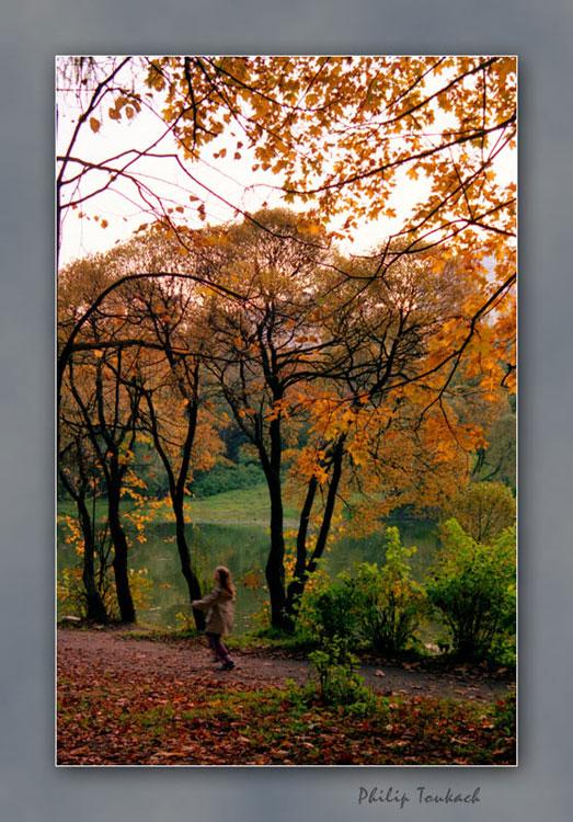 """фото """"осень 2003"""" метки: пейзаж, жанр, осень"""