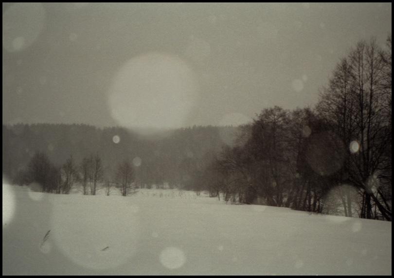 "фото ""А снег все падал..."" метки: пейзаж, зима"