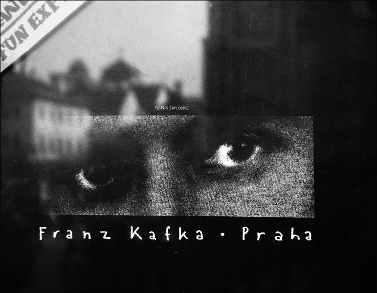 "фото ""Пражские отражения"" метки: путешествия, черно-белые, Европа"