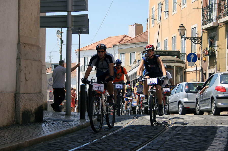 "photo ""The Portuguese love bikes 06/38"" tags: travel, Europe"