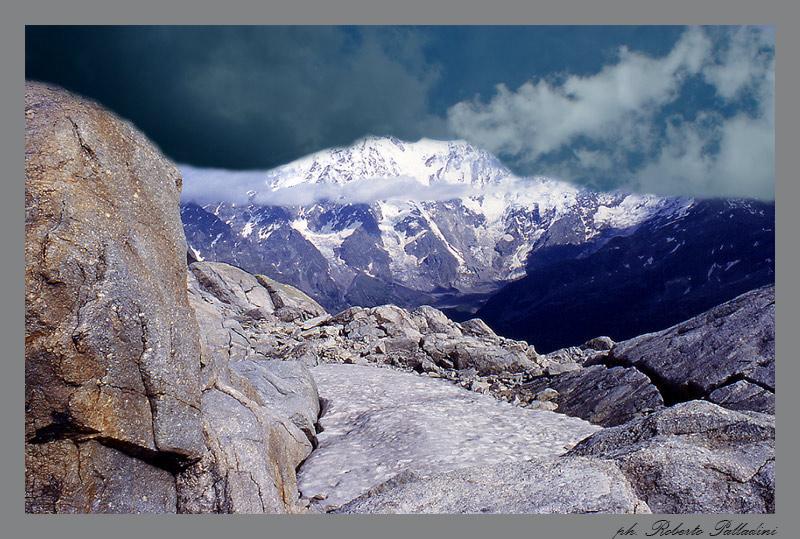 "фото ""An ice bed"" метки: пейзаж, горы"