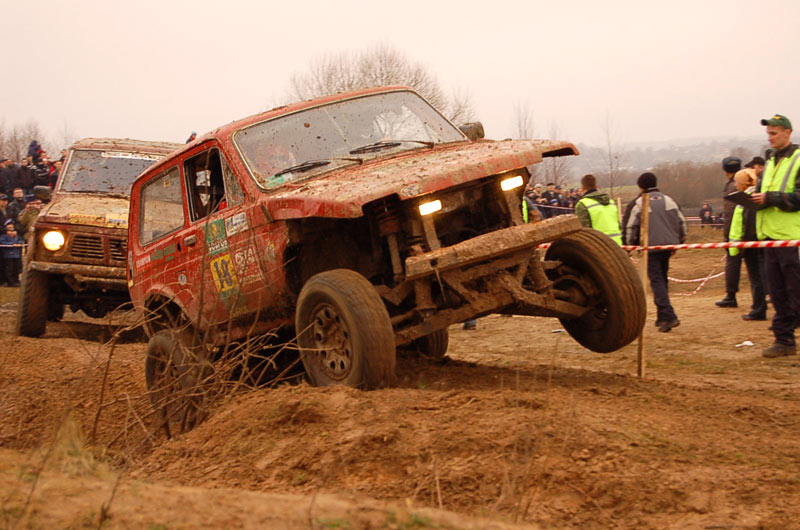 "photo ""4x4 - Barysau 23-26.11.2006"" tags: sport, reporting,"