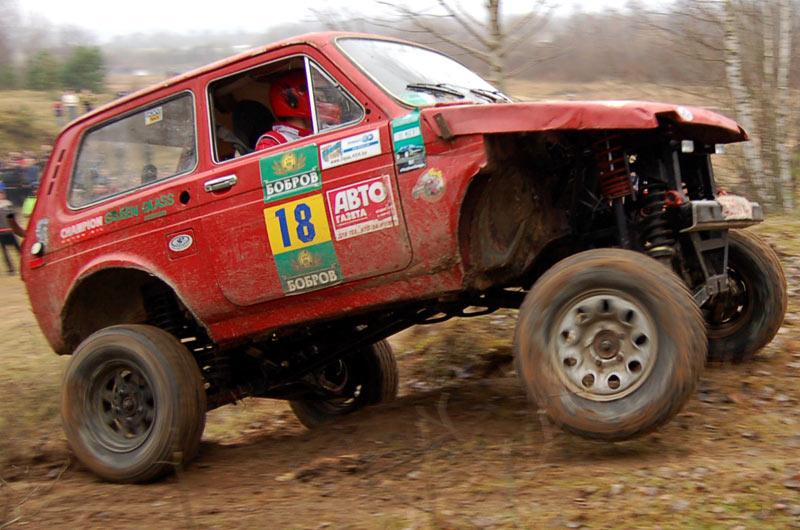 "photo ""4x4 - Barysau 23-26.11.2006"" tags: sport, reporting,"