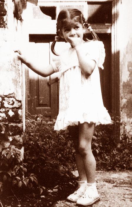 """photo """"Girl"""" tags: portrait, black&white, children"""