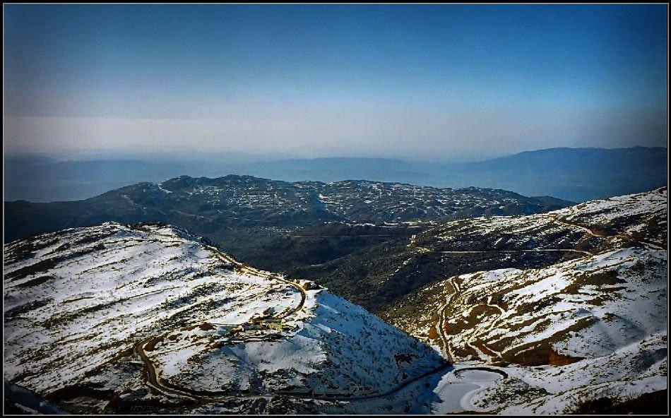 """фото """"Хермон"""" метки: пейзаж, горы"""