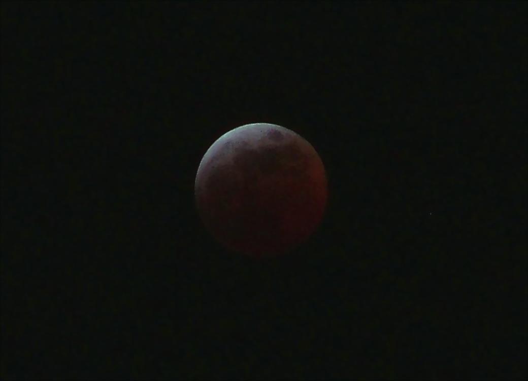 "фото ""Totall Eclipse Of The Moon"" метки: природа, пейзаж, ночь"