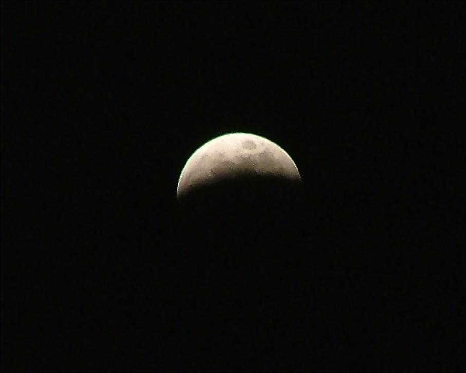 """фото """"Lunar Eclipse"""" метки: природа, пейзаж, ночь"""