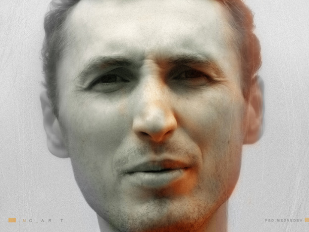 """фото """"Портрет Михаила Шакова"""" метки: портрет, мужчина"""