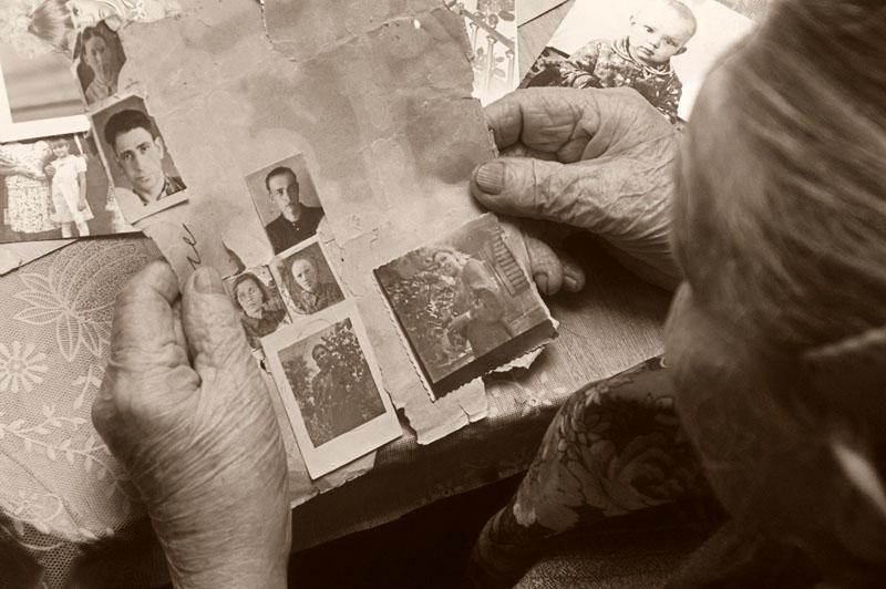 """фото """"Ушедшая молодость"""" метки: жанр, черно-белые,"""
