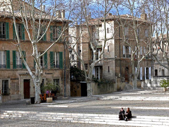 "фото ""Moment in Avignon"" метки: архитектура, путешествия, пейзаж, Европа"