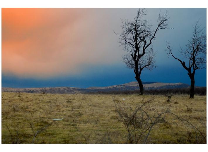"""фото """"Sureal"""" метки: пейзаж, весна, облака"""